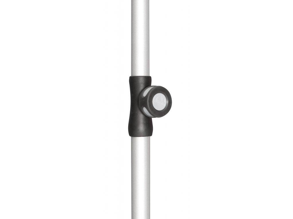 1106 spodna tyc pre active 22 25 mm strieborna