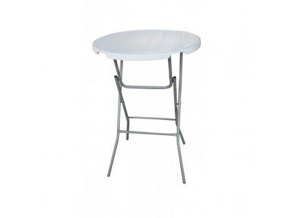 Stůl bufetový koktejlový - průměr 80 cm