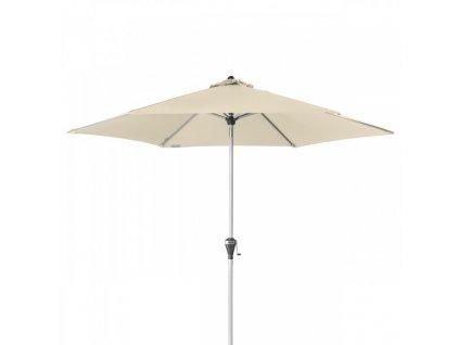 ACTIVE 280 cm naklápěcí slunečník s klikou (dezén látky 820)