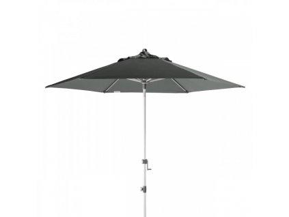 Expert 280 cm slunečník s klikou (dezén látky 820)
