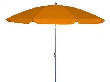 MALIBU II 180 cm - plážový naklápěcí slunečník (dezén látky 900)