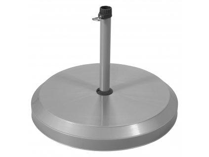 1280 sokel betonovy 20 kg strieborny