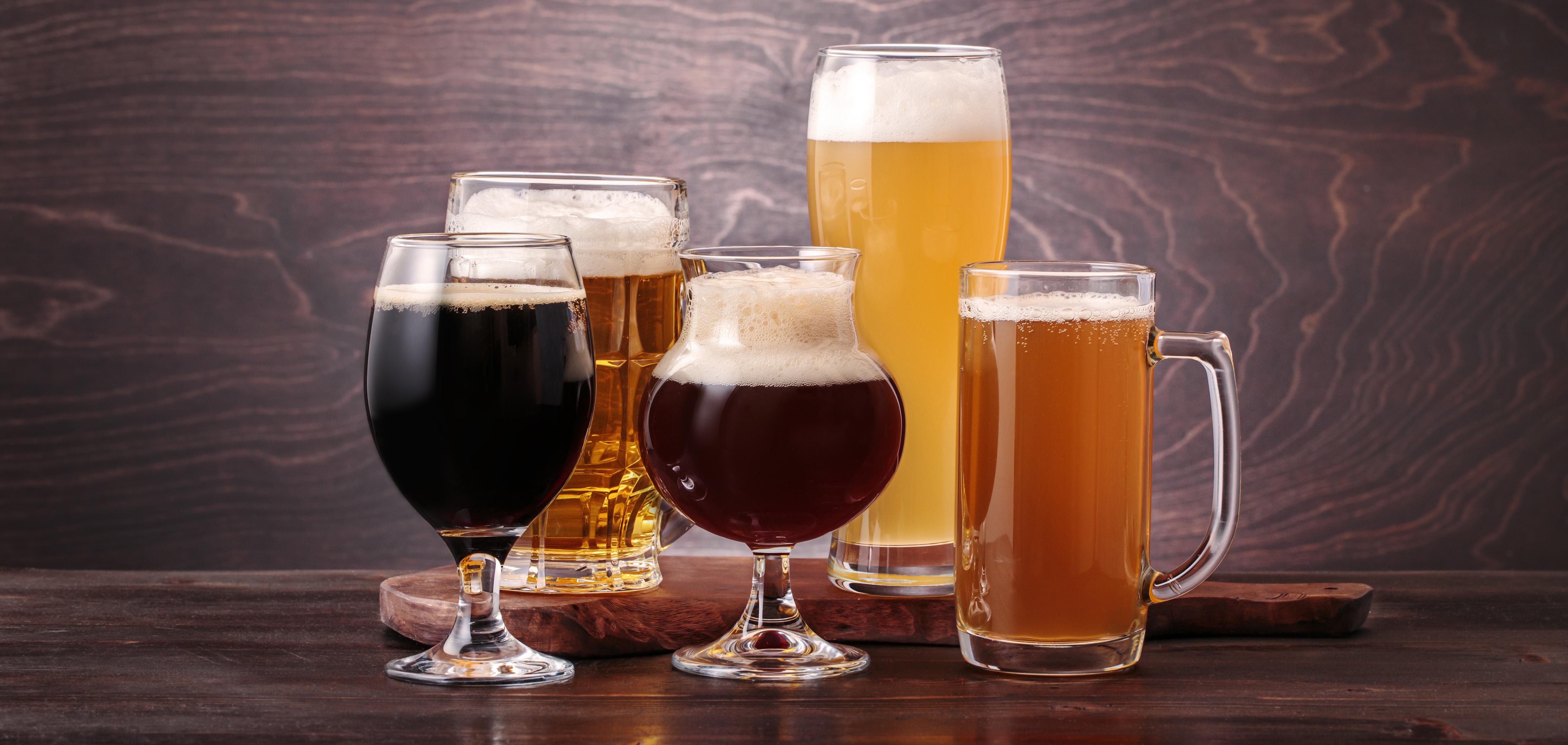 different-sorts-of-beer-86MK5ZR_edit