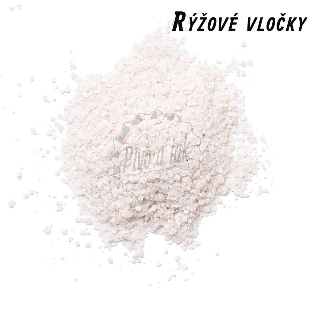 Rýžové vločky 1 kg