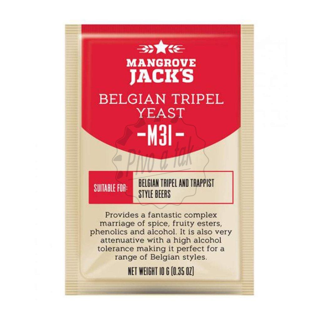 Kvasnice Mangrove Jack's Belgian Tripel M31 - 10 g