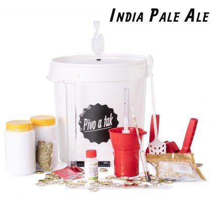 Základní sada pro vaření piva IPA (Pale Ale)