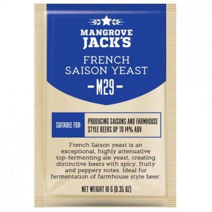 Kvasnice Mangrove Jack's French Saison M29 - 10 g