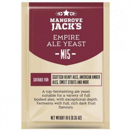Kvasnice Mangrove Jack's Empire Ale M15 - 10 g
