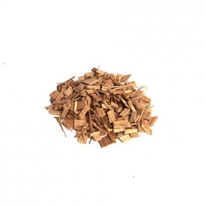 Oak chips light