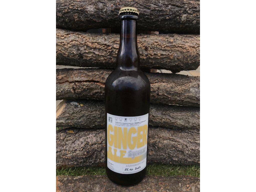 12° Ginger Ale (0,75 l)
