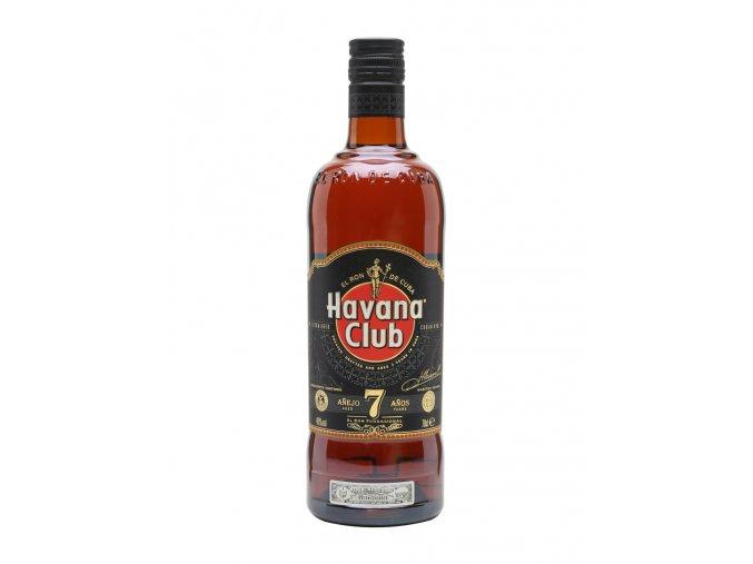 RON HAVANA CLUB ANEJO 7Y - 40% 0,7L