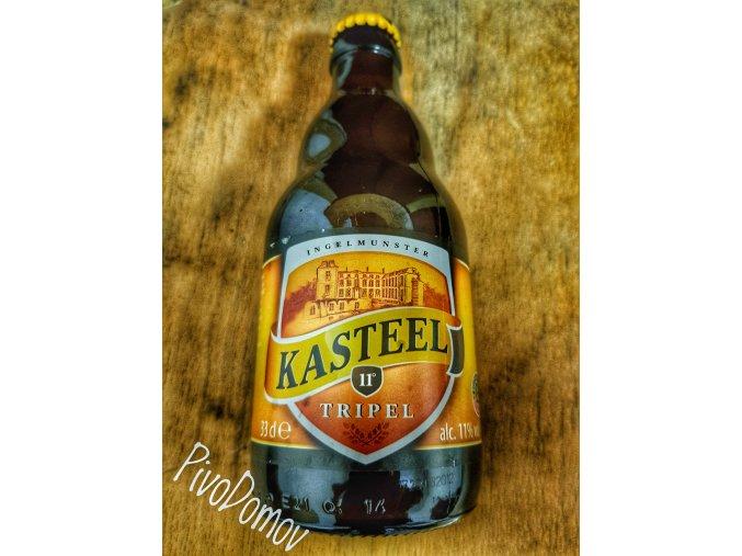 Kasteel Tripel 20,4% 0,33l alk.11%
