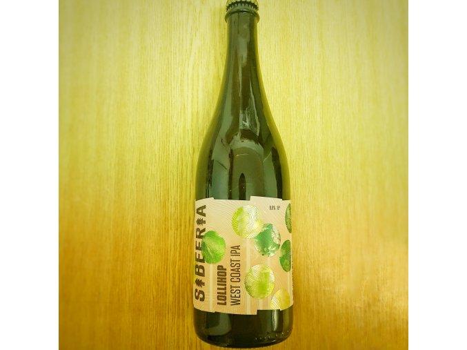Sibeeria Lollihop 15% 0,75l alk.6,6%