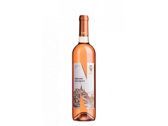 Vino Nitra Selection Cabernet Sauvignon rose 681x1024