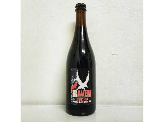 Raven DBC IPA 20° 0,7l alk.8,7%