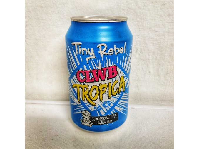 Tiny Rebel CLWB Tropicana 0,33l alk.5,5%