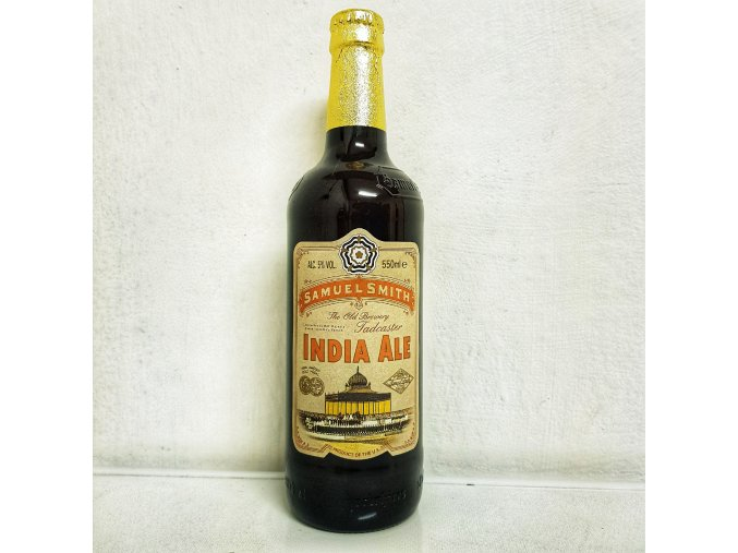 Samuel Smith Samuel India Ale 0,55l alk.5%