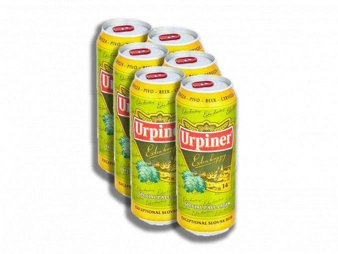 urpiner 14' extra chmeleny 6 pack