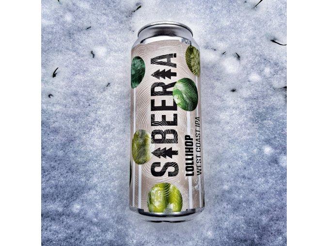 Sibeeria Lollihop can 15° 0,5l alk.6,6%