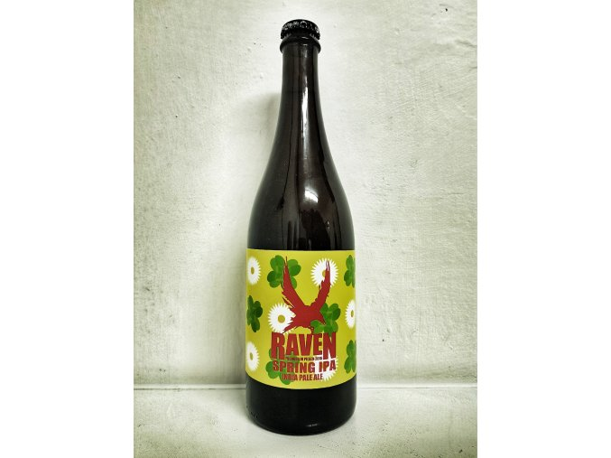 Raven Spring IPA 14° IPA 0,7l alk.6,3%