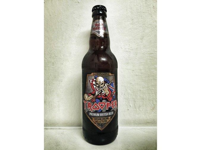 Robinsons Trooper Ale 0,5l alk.4,7%