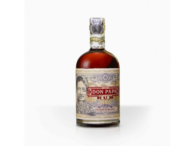 rum don papa 7yo 40 07l