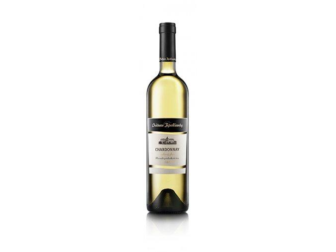 Chateau Topolčianky - Chardonnay NZ D.S.C. Top 13,0% 0,75l