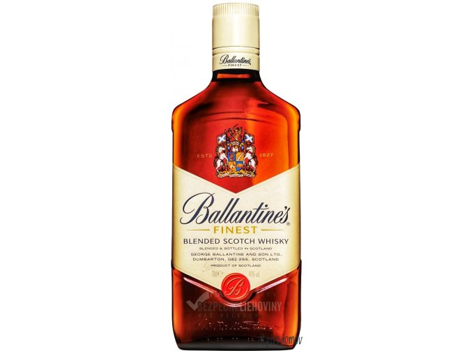 Ballantines Scotch Whisky. 40% 0,7l