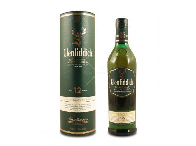 Glenfiddich 12y