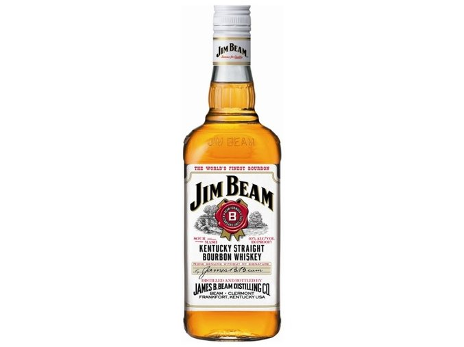WHISKEY JIM BEAM - 40% 0,7L