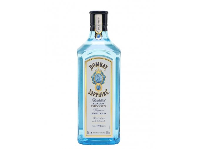 GIN BOMBAY SAPPHIRE DRY 40% 0,7 L