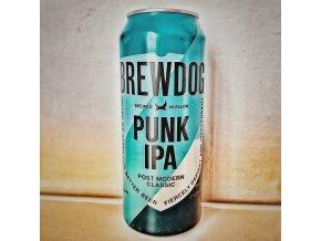 BrewDog Punk IPA 0,5l alk.5,6%