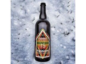 Zichovec Passion 15° 0,75l alk.7%