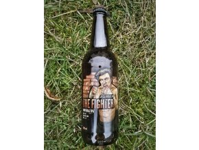 Brokreacja - The Fighter 19° Imperial IPA 0,5l alk.8,9%