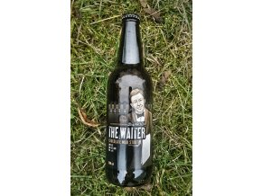 Brokreacja - The Waiter 16° Chocolate Milk Stout 0,5l alk.5,2%