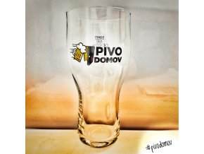 Pohár Craftsman 54cl s logom PivoDomov