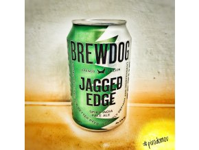BrewDog Jagged Edge 0,33l alk.5,1%