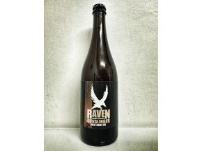 Raven Gunslinger 15° West Coast IPA 0,7l alk.6,4%