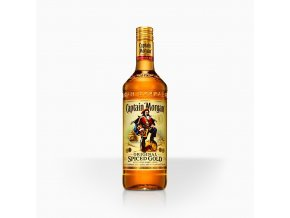 rum captain morgan spiced gold 35 07l