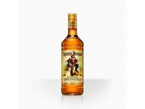 rum captain morgan spiced gold 35 07l