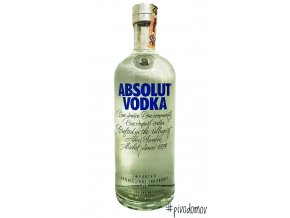 7312040017034 absolut 1l blue wodka