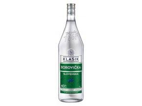 Borovička Slovenská Klasik 40% 1l