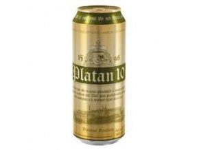 Platan 10% plech 0,5l
