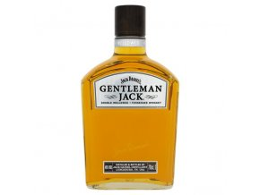 WHISKEY JACK DANIEL'S GENTLEMAN JACK - 40% 0,7L