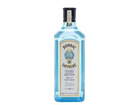 GIN BOMBAY SAPPHIRE DRY 40% 0,7 L