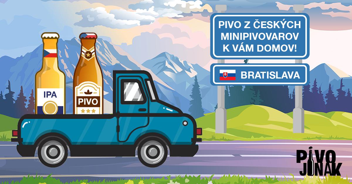 Vyrážame do Bratislavy!