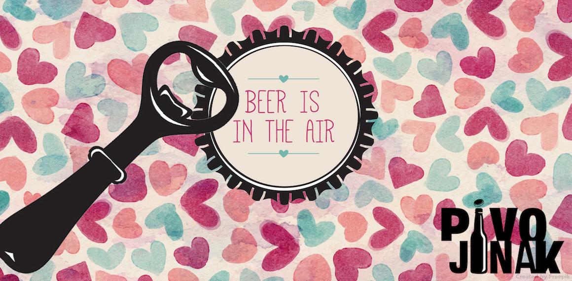 Beer is in the Air