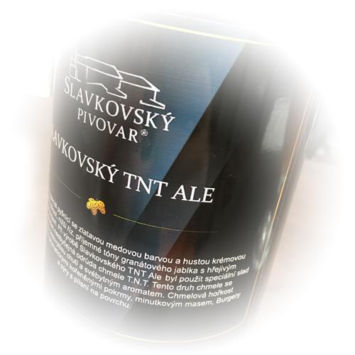 Slavkovský TNT Ale 14°