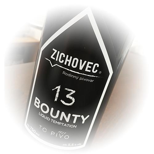 Zichovec - Bounty 13°