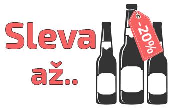 Slevy až 20%! - Táborská pivotéka Craft beer